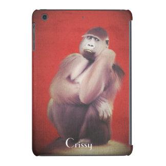 Gorilla Art Decor iPad Mini Retina Cases