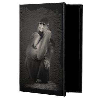 Gorilla Art Decor Case For iPad Air