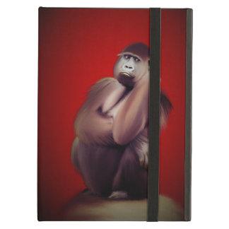 Gorilla Art Decor iPad Air Cover