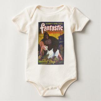 Gorilla Boyfriend Baby Bodysuit
