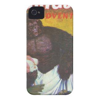 Gorilla Boyfriend iPhone 4 Cover