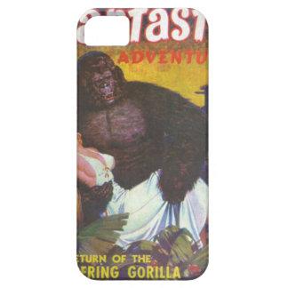 Gorilla Boyfriend iPhone 5 Cases