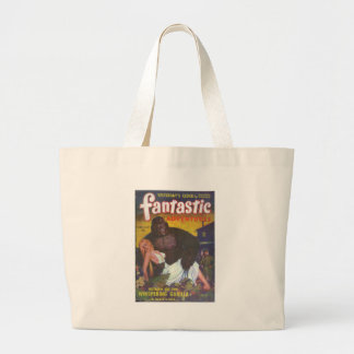 Gorilla Boyfriend Large Tote Bag