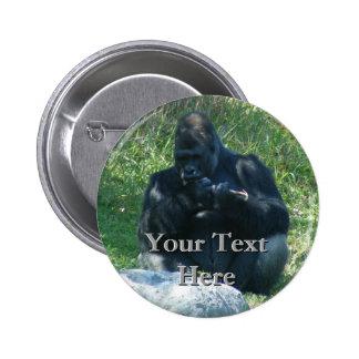 Gorilla Button