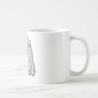 Gorilla Cartoon Basic White Mug