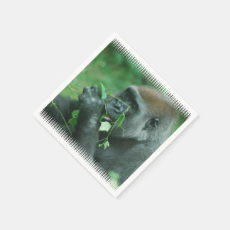 Gorilla Disposable Napkin