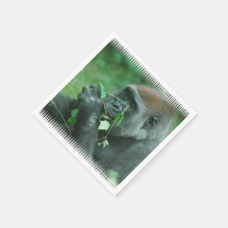 Gorilla Disposable Serviettes
