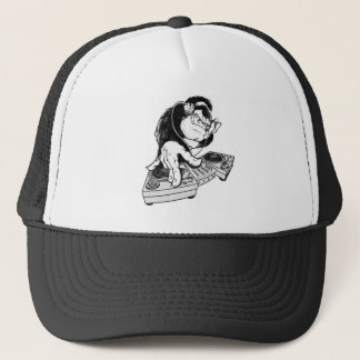 Gorilla DJ Unique design Trucker Hat