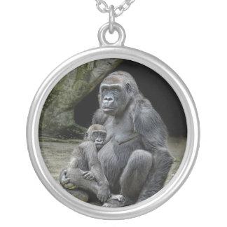 Gorilla Hug Necklace
