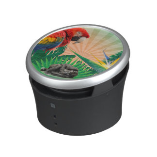 Gorilla jungle parrot speaker
