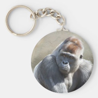 Gorilla Key Ring