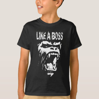 gorilla like A boss T-Shirt