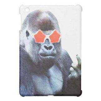 Gorilla middlefinger Street Art Ipad case
