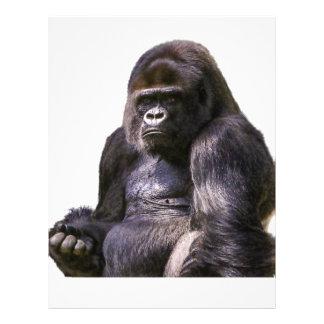 Gorilla Monkey Ape Flyer