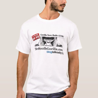 Gorilla News Radio T-Shirt