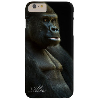 Gorilla Photo Barely There iPhone 6 Plus Case