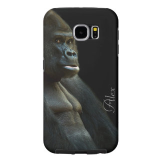 Gorilla Photo Samsung Galaxy S6 Cases
