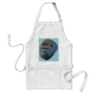 Gorilla Picture Aprons