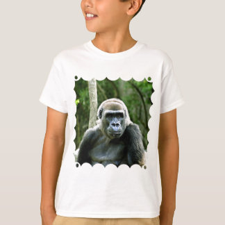 Gorilla Profile Kid's T-Shirt