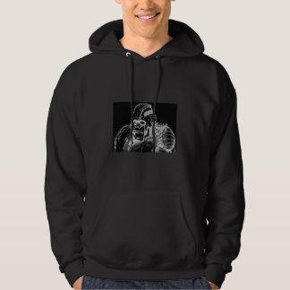 Gorilla Spank Hoodie Black Men's