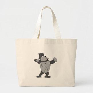 Gorilla Jumbo Tote Bag