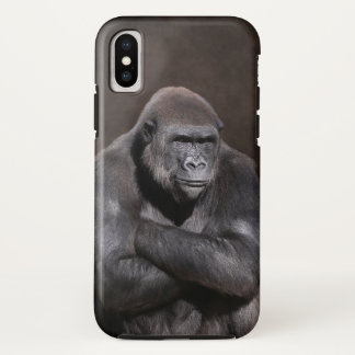 Gorilla with Attitude