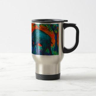 Goring Shadows Travel Mug