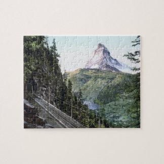 Gornergratbahn Jigsaw Puzzle