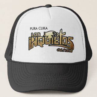 Gorra Inquieta Trucker Hat