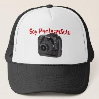 Gorra Soy Pentaxadicto Trucker Hat