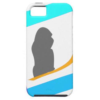 gorrila snow drive iPhone 5 cover