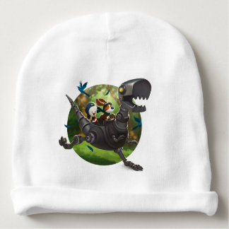 Gorrinho - Tito and Mamute, one amused adventure Baby Beanie