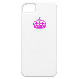 Gosh being a princess is exhausting barely there iPhone 5 case