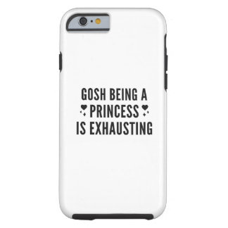 Gosh Princess Tough iPhone 6 Case