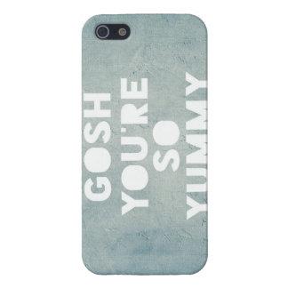 Gosh, Yummy iPhone 5 Case