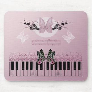 Gospel Butterfly Mousepad