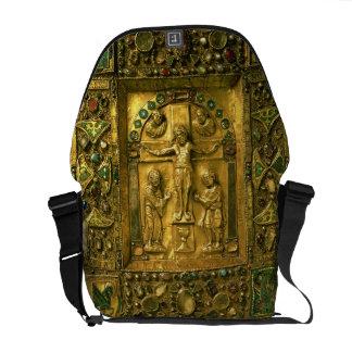 Gospel Cover, Ottonian, Germany, 11th century (gol Commuter Bag