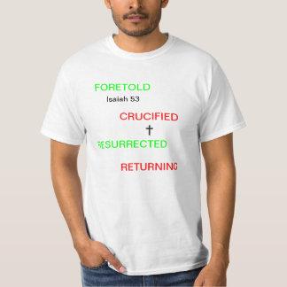 Gospel nutshell T-shirt