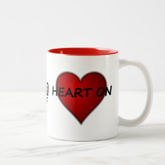 Got A Heart On Valentine's Day Coffee Mug