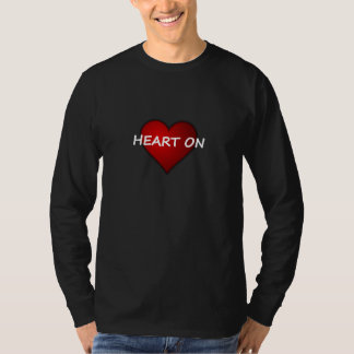 Got A Heart On Valentine's Day Tee Shirt