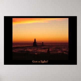 Got a light? poster