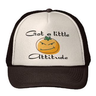 Got a little attitude cap