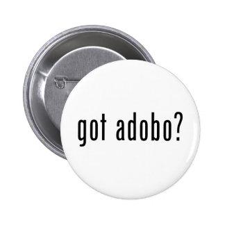 got adobo pinback buttons