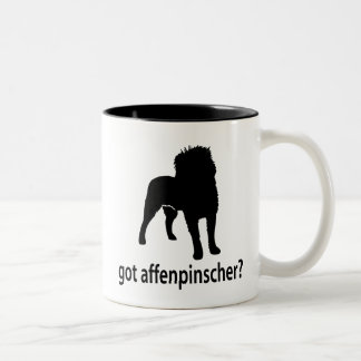 Got Affenpinscher Two-Tone Coffee Mug