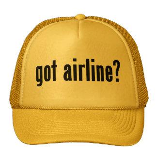 got airline? trucker hats