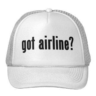got airline? hat