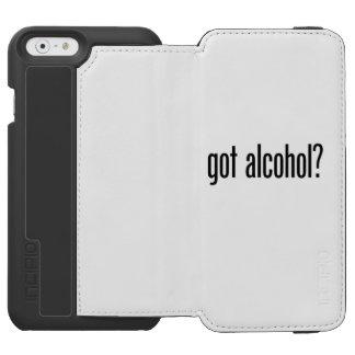 got alcohol incipio watson™ iPhone 6 wallet case