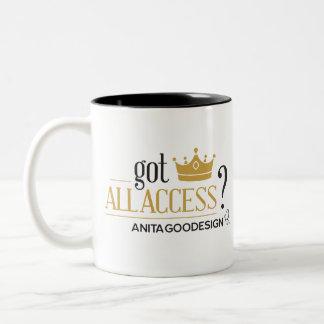 Got All Access Mug