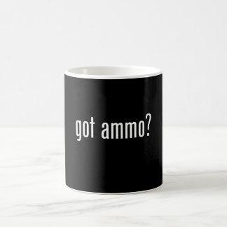 got ammo? coffee mug