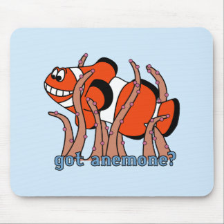 Got Anemone Clownfish Mousepad